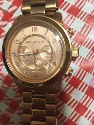 Michael Kors Watch mk-8096 for Sale in Elk Grove Village, IL