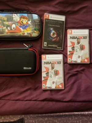 Nintendo Switch bundle ... for Sale in Columbus, OH