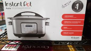 INSTANT POT MULTI USE PROGRAMMABLE MULTICOOKER for Sale in Garland, TX