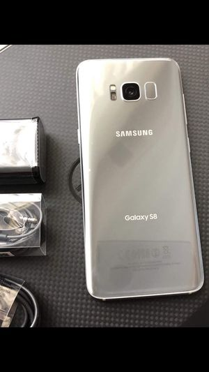 Samsung Galaxy s8 just like NEW (Factory Unlocked) for Sale in Springfield, VA