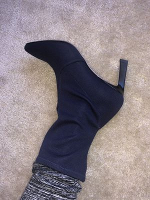Stuart Weitzman fabric new boots size 6.5 SALE for Sale in Gaithersburg, MD