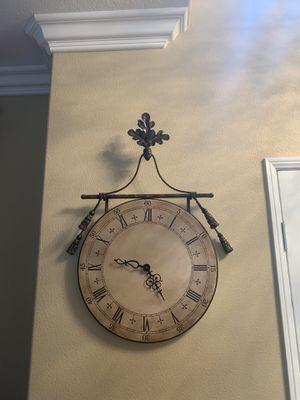 Beautiful antique clock works great!! for Sale in Murrieta, CA