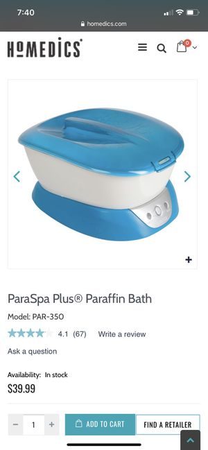 paraffin Bath for Sale in South Gate, CA