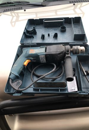 Bosch drill hammer model 0 601 194 639 for Sale in Annandale, VA