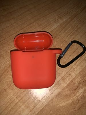 New Apple AirPods 1/2 Case Red for Sale in San Fernando, CA