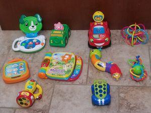 Baby toys lot for Sale in Williamsburg, VA