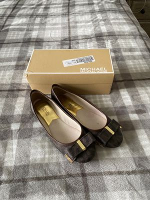 Michael Kors brown flats for Sale in Los Angeles, CA