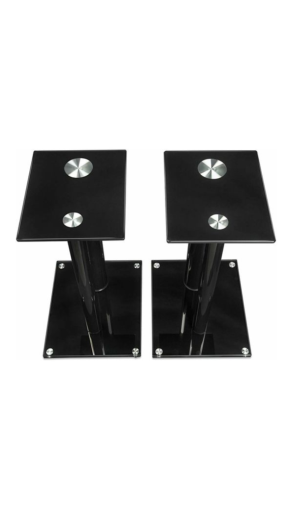 Luxory Speaker Stands for Book Shelf and Surround Sound Speakers