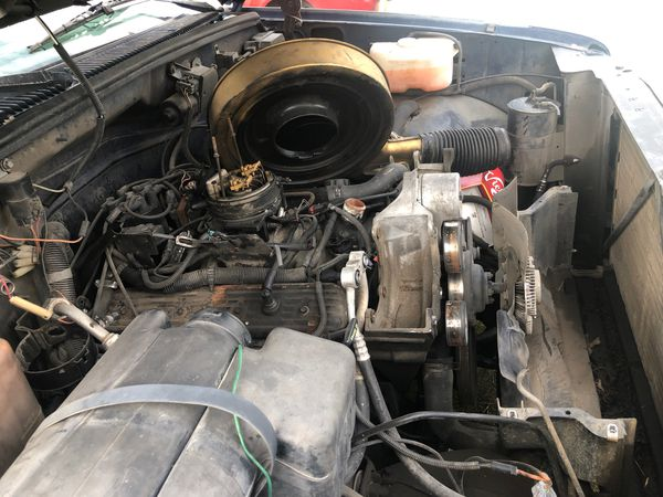 1995 gmc 1500 part out
