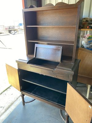 Vintage Wooden Hutch / Shelving for Sale in Frisco, TX