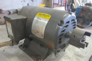 1.5 hp baldor motor in great condition for Sale in Neenah, WI