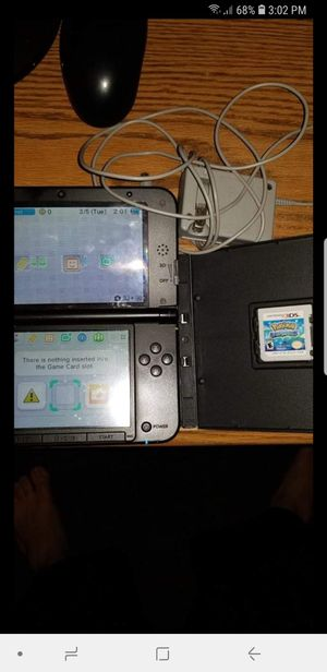Nintendo 3ds and alpha sapphire for Sale in Cleveland, OH