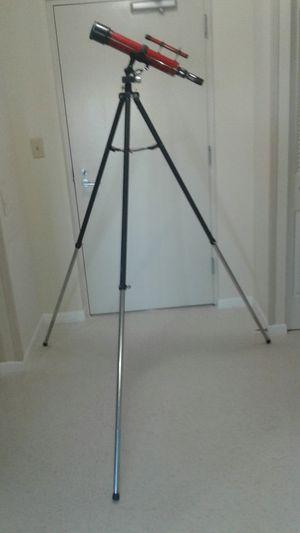 Red Tasco Zoom Telescope for Sale in MD, US