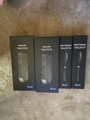 Go pro karma batteries for Sale in San Diego, CA