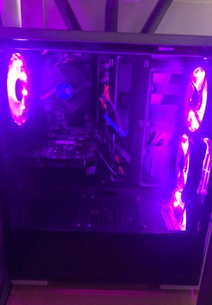 SELLING PC NEEDS TO BE SOLD QUICK!!! CAN MEET UP OR PICK UP for Sale in Federal Way, WA