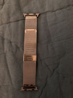 Stainless steel 42mm Apple Watch band for Sale in Gulf Breeze, FL