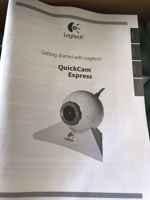 Logitech webcam for Sale in Plano, TX