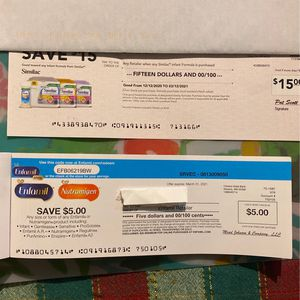 Formula Coupons for Sale in Port St. Lucie, FL