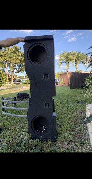 Speaker box custom Silverado for Sale in Hollywood, FL