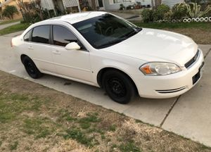 2008 Chevy impala with the clean title for Sale in Jurupa Valley, CA