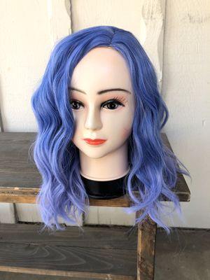 beautiful Blueish wig for Sale in Riverside, CA