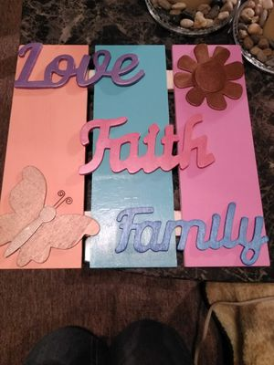 Homemade Signs for Sale in Thomasville, NC