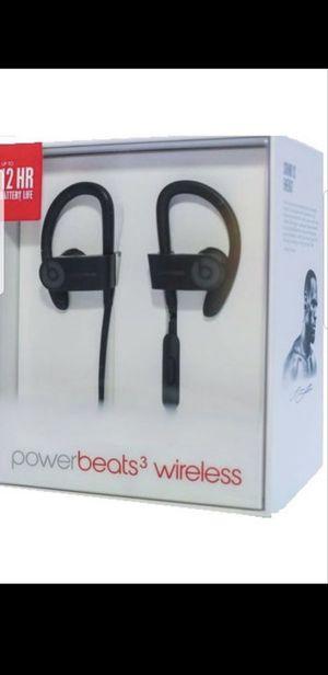 Power Beats 3 Wireless for Sale in Pembroke Park, FL