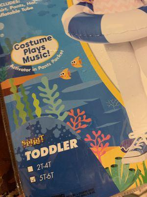 Baby shark costume for Sale in Hemet, CA