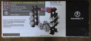 Marcy DUMBBELL / WEIGHT RACK for Sale in Plano, TX