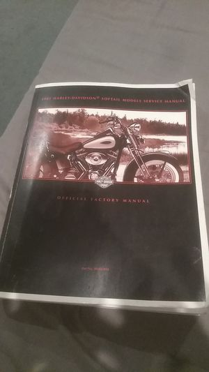 Service Manual for Harley for Sale in Canton, TX