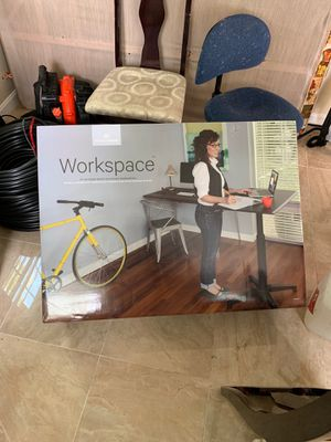 Brand New Unopened Standing Desk for Sale in Shrewsbury, MA