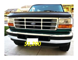 🍂$1200_1996 Ford Bronco.🍂 for Sale in Washington, DC