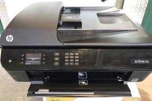 HP Officejet 4635 Wireless E All-In-One Inkjet Printer Scan Copy Fax for Sale in Lanham, MD