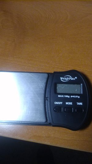 Weigh Max digital scale for Sale in Menifee, CA