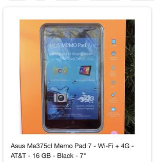 Asus Tablet for Sale in Franklin, TN