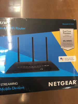 Netgear router ac2600 smart WiFi for Sale in Atlanta, GA