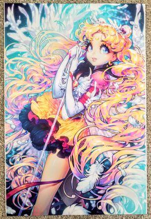 Bishoujo Senshi Sailor Moon - Anime Poster Print for Sale in Poway, CA