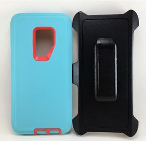 Samsung Galaxy s9 + defender type case for Sale in Duncanville, TX