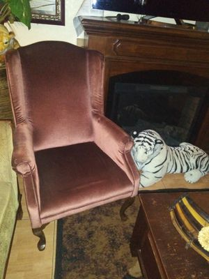 (2) High Back Chair both for $40 for Sale in West Palm Beach, FL