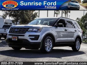 2017 Ford Explorer for Sale in Fontana, CA