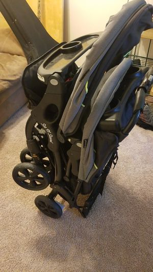 Stroller double two babytrend sit n' stand for Sale in Virginia Beach, VA