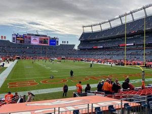 4- Broncos future and same price for sale for Sale in Denver, CO