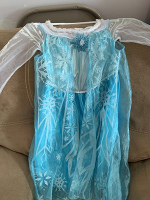 Halloween or another occasion Frozen dress size small for Sale in Fort Lauderdale, FL
