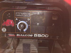 Lincoln bulldog welder generator for Sale in San Antonio, TX