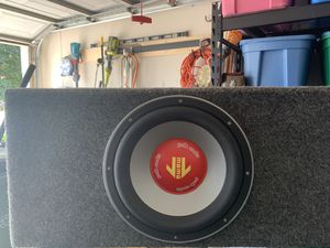 Subwoofer for Sale in Round Rock, TX