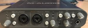 M- AUDIO FAST TRACK PRO AUDIO USB INTERFACE for Sale in Windermere, FL