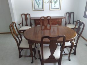 Thomasville dining room for Sale in Schaumburg, IL