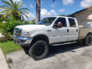 Ford f350 2003 4x4 Long Bed llamar ciete 86 dos 2 nueve 8 cero 8 9 for Sale in Miami, FL