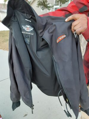 Harley Davidson heated jacket men's large for Sale in Lone Tree, CO