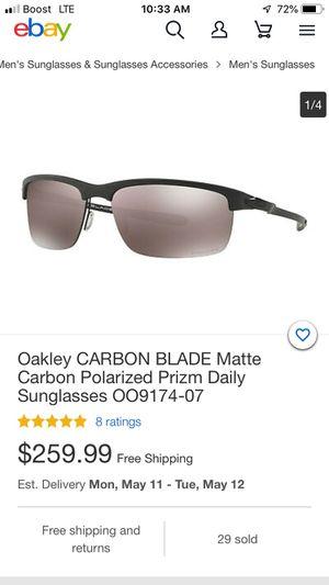 Oakley sunglasses for Sale in Layton, UT